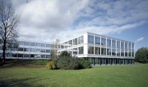 P005 RKW Duesseldorf Haus am Seestern jüngstes Baudenkmal der Landeshauptstadt Denkmalschutz Helmut Rhode 06