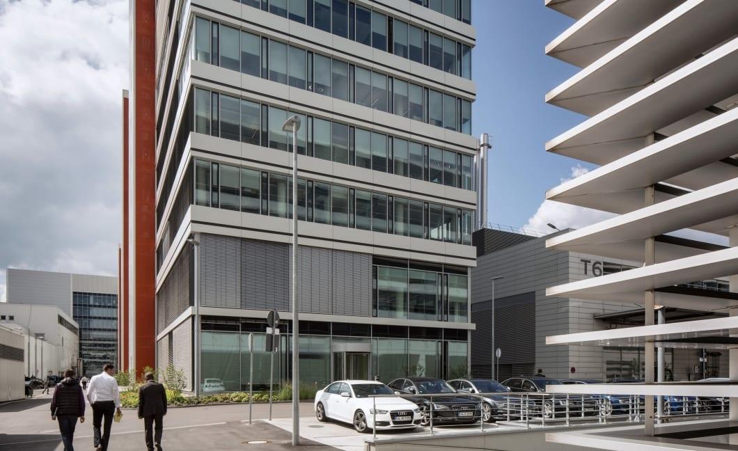 P143 RKW Ingolstadt Audi Campus T02 Nordspange Lichtkanal Pruefstaende Werksgelaende Forschungsbetrieb Marcus Pietrek 01