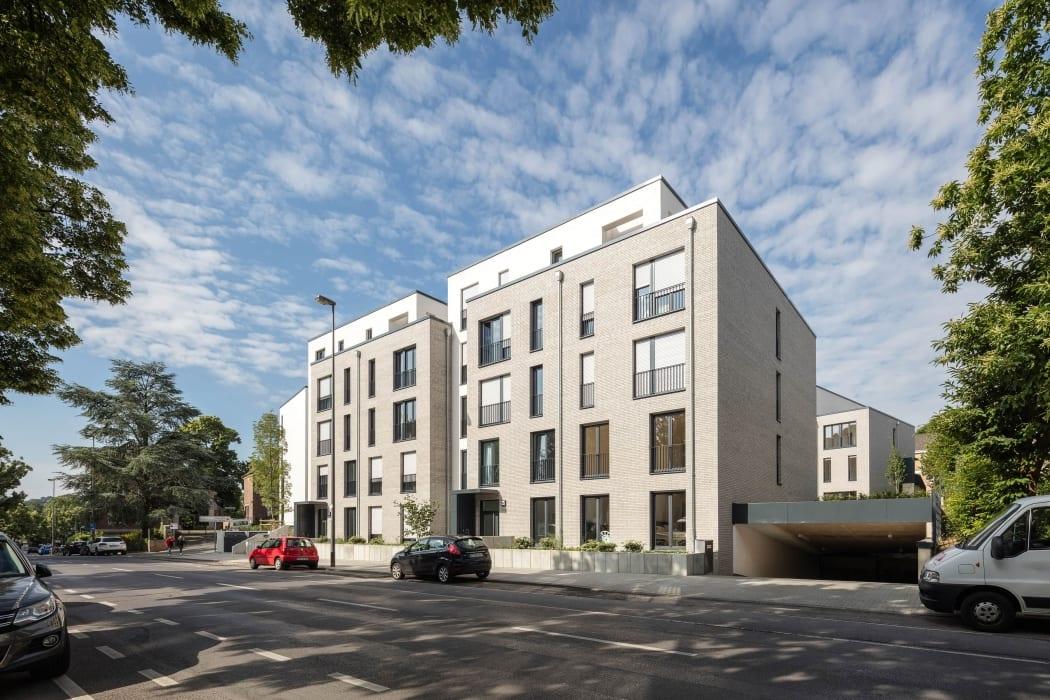 RKW Aachen Aquis Villa Hoefchensweg Wohnbebauung Wohnhaus Joerg Hempel 01