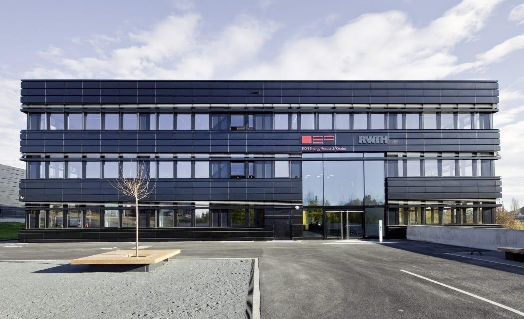 RKW Aachen RWTH E.ON ERC Hauptgebaeude Energieforschung Forschungsinstitute Betonkernaktivierung Blockheizkraftwerk Holger Knauf 01