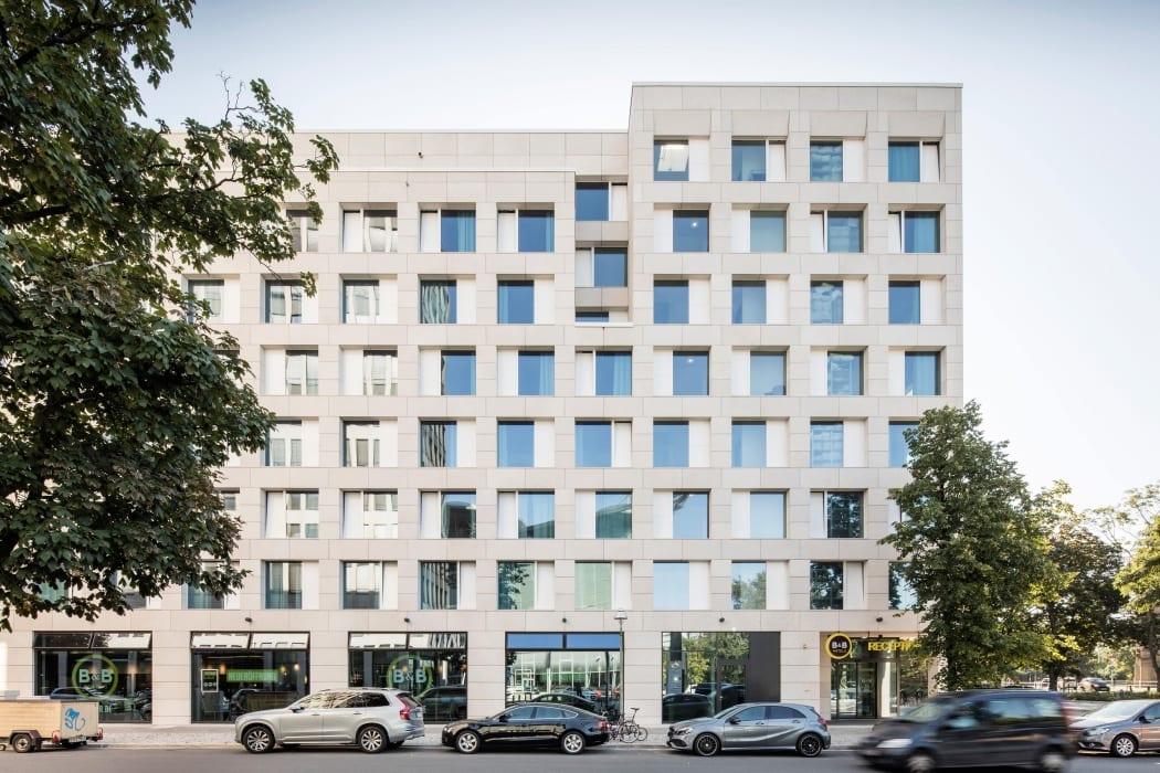 RKW Berlin BundB Hotel Tiergarten Englische Strasse Economy Hotelkette Innenstadtlage Charlottenburger Tor Marcus Pietrek 02