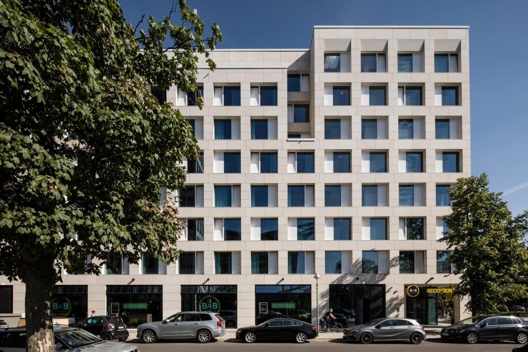 RKW Berlin BundB Hotel Tiergarten Englische Strasse Economy Hotelkette Innenstadtlage Charlottenburger Tor Marcus Pietrek 03