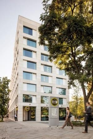 RKW Berlin BundB Hotel Tiergarten Englische Strasse Economy Hotelkette Innenstadtlage Charlottenburger Tor Marcus Pietrek 05