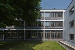 RKW Bonn UN Klimasekretariat klimaschutz Bundeshaus Abgeordnetenhaus Fraktionsbau Denkmalschutz Architekt Hans Schwippert HGEsch 06