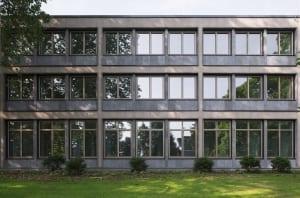 RKW Bonn UN Klimasekretariat klimaschutz Bundeshaus Abgeordnetenhaus Fraktionsbau Denkmalschutz Architekt Hans Schwippert HGEsch 07