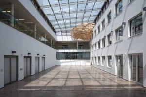 RKW Bonn UN Klimasekretariat klimaschutz Bundeshaus Abgeordnetenhaus Fraktionsbau Denkmalschutz Architekt Hans Schwippert HGEsch 08