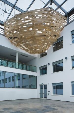 RKW Bonn UN Klimasekretariat klimaschutz Bundeshaus Abgeordnetenhaus Fraktionsbau Denkmalschutz Architekt Hans Schwippert HGEsch 09