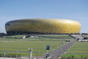 RKW Danzig Polen Stadion Energa PGE Arena Europameisterschaften Fussball UEFA EURO Landmarke Agnieszka Weissgerber 19