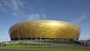 RKW Danzig Polen Stadion Energa PGE Arena Europameisterschaften Fussball UEFA EURO Landmarke Michael Reisch 01