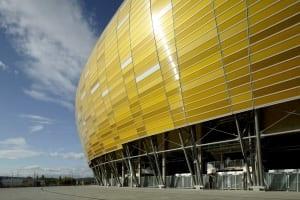RKW Danzig Polen Stadion Energa PGE Arena Europameisterschaften Fussball UEFA EURO Landmarke Michael Reisch 03