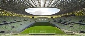 RKW Danzig Polen Stadion Energa PGE Arena Europameisterschaften Fussball UEFA EURO Landmarke Michael Reisch 05