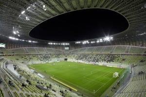 RKW Danzig Polen Stadion Energa PGE Arena Europameisterschaften Fussball UEFA EURO Landmarke Michael Reisch 06