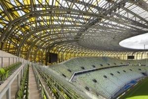 RKW Danzig Polen Stadion Energa PGE Arena Europameisterschaften Fussball UEFA EURO Landmarke Michael Reisch 07
