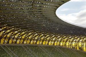 RKW Danzig Polen Stadion Energa PGE Arena Europameisterschaften Fussball UEFA EURO Landmarke Michael Reisch 08