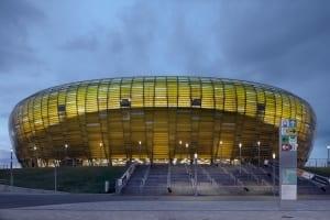 RKW Danzig Polen Stadion Energa PGE Arena Europameisterschaften Fussball UEFA EURO Landmarke Michael Reisch 15