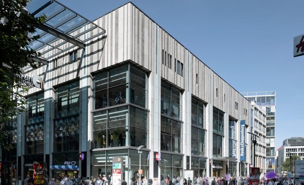 RKW Dresden Centrum Galerie Prager Strasse Einkaufszentrum Michael Reisch 01