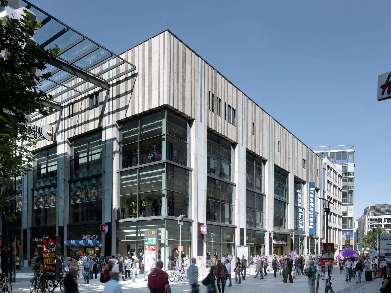 Centrum Galerie Dresden Rkw Architektur