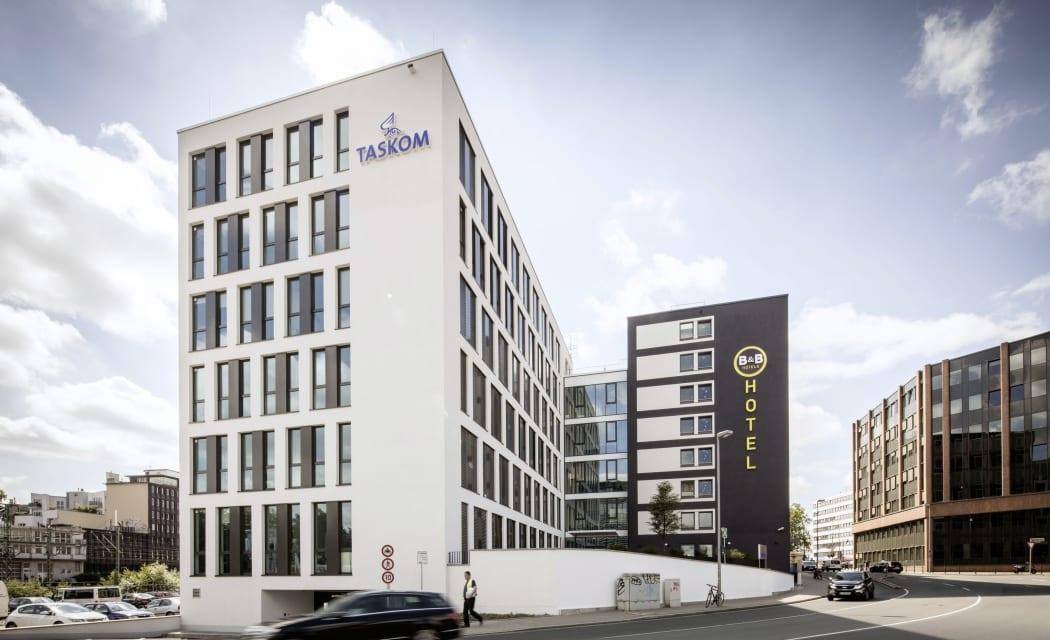 RKW Duesseldorf BundB Hotel Geschaeftshaus Economy Hotelkette Le Quartier Central Toulouser Allee Marcus Pietrek 01