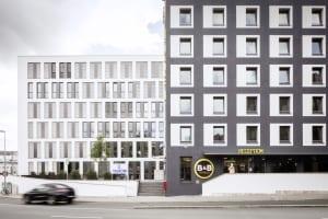 RKW Duesseldorf BundB Hotel Geschaeftshaus Economy Hotelkette Le Quartier Central Toulouser Allee Marcus Pietrek 02