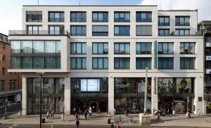 RKW Duesseldorf COR City Office Retail Kaufhaus Textilhaus Einzelhandel Schadowstrasse Primark DGNB Gold Michael Reisch 01