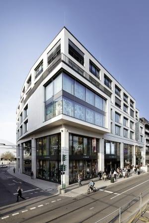 RKW Duesseldorf COR City Office Retail Kaufhaus Textilhaus Einzelhandel Schadowstrasse Primark DGNB Gold Michael Reisch 02