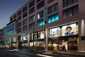 RKW Duesseldorf COR City Office Retail Kaufhaus Textilhaus Einzelhandel Schadowstrasse Primark DGNB Gold Michael Reisch 03
