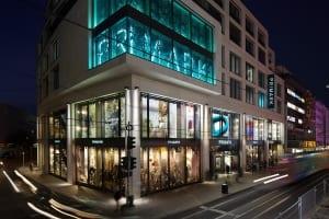 RKW Duesseldorf COR City Office Retail Kaufhaus Textilhaus Einzelhandel Schadowstrasse Primark DGNB Gold Michael Reisch 05