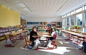 RKW Duesseldorf Einsiedelstrasse Ganztagsschule Bestandsgebaeude Grundschule katholisch Tomas Riehle 05