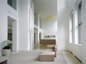 RKW Duesseldorf Feldmuehleplatz 50er Jahre Firmensitz Freshfields Bruckhaus Deringer Entwurf Richard Meier und Partner New York Tomas Riehle 05