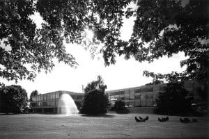 RKW Duesseldorf Haus am Seestern jüngstes Baudenkmal der Landeshauptstadt Denkmalschutz Helmut Rhode 01