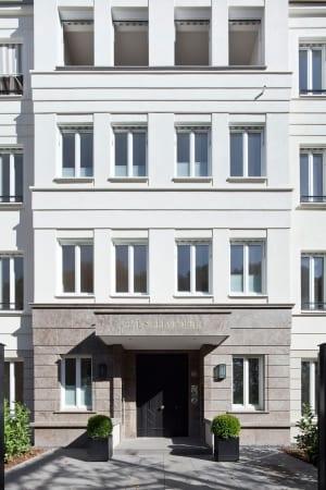 RKW Duesseldorf Haus Belvedere Wohnbebauung Wohnhaus Golzheim Stadtquartier Wohnpalais Roland Borgmann 05