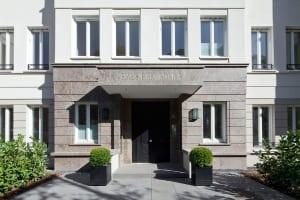 RKW Duesseldorf Haus Belvedere Wohnbebauung Wohnhaus Golzheim Stadtquartier Wohnpalais Roland Borgmann 06