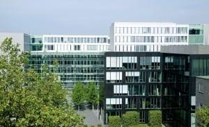 RKW Duesseldorf Haus der Aerzteschaft 2BA Aerzteorganisation Auszeichnung guter Bauten 2006 Ansgar M van Treeck 01