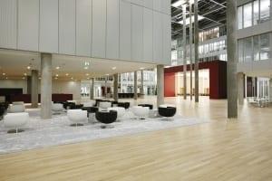RKW Duesseldorf Haus der Aerzteschaft Auszeichnung guter Bauten 2003 Office of the year 2004 Innovationspreis Architektur 2007 Ansgar M van Treeck 06