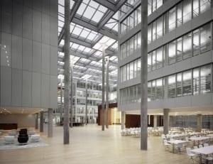 RKW Duesseldorf Haus der Aerzteschaft Auszeichnung guter Bauten 2003 Office of the year 2004 Innovationspreis Architektur 2007 Michael Reisch 08