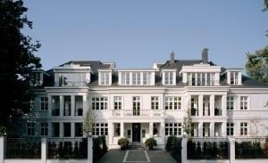 RKW Duesseldorf Haus Hardenberg Wohnbebauung Klassizismus Oliver Heissner 01