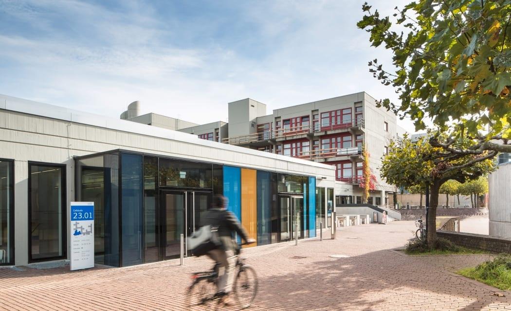 RKW Duesseldorf HHU Hoersaele Heinrich Heine Unicversitaet Sanierung Modernisierung Hoersaele Sitzpodest Markus Pietrek 17