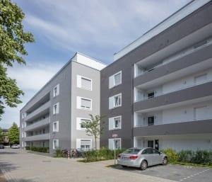 RKW Duesseldorf Malmeddyer Strasse gefoerderter Wohnungsbau Sozialwohnungen Ralph Richter 03