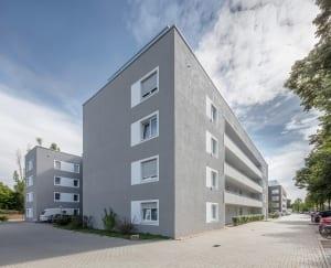RKW Duesseldorf Malmeddyer Strasse gefoerderter Wohnungsbau Sozialwohnungen Ralph Richter 04