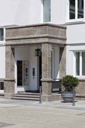 RKW Duesseldorf Mercatorstrasse Wohnbebauung Wohnhaus historischern Kontext Stadtquartier Wohnpalais Werner Huthmacher 03