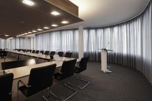 RKW Duesseldorf Panta Rhei Businesspark Flughafen Kunstobjekt LEED Gold Ralph Richter 07