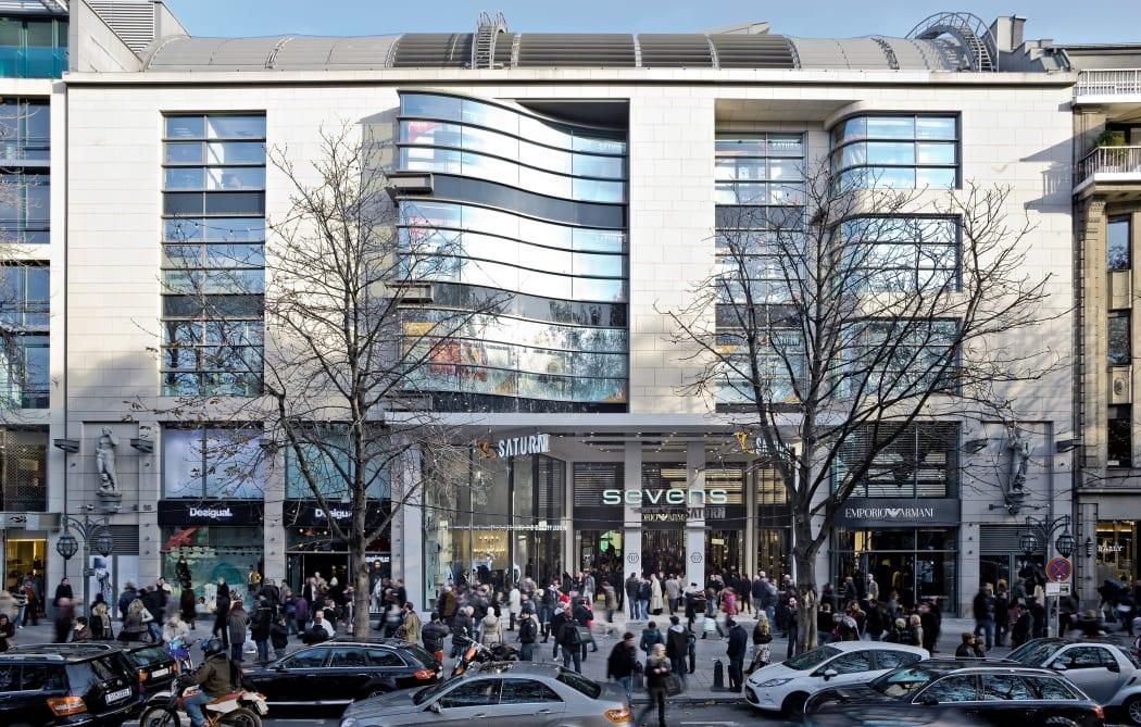 RKW Duesseldorf Sevens Revitalisierung Kaufhaus Koenigsallee MIPIM Award 2001 Ansgar M van Treeck 02