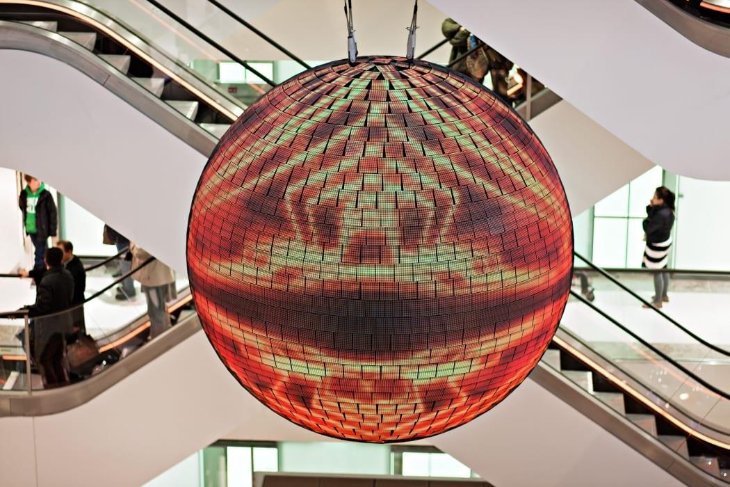 RKW Duesseldorf Sevens Revitalisierung Kaufhaus Koenigsallee MIPIM Award 2001 Ansgar M van Treeck 06