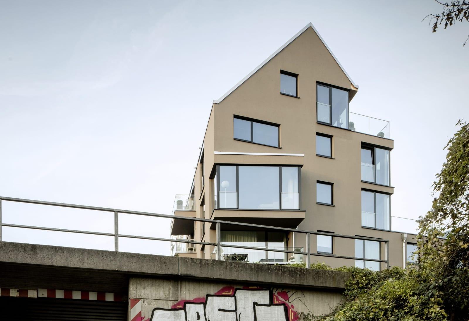 Stadthaus Definition