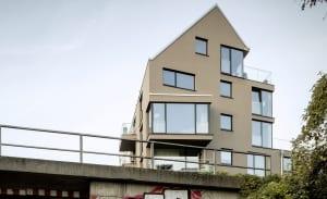 RKW Duesseldorf Stadthaus Hoffeldstrasse Blockrand Wohnhaus Mehrfamilienhaus Marcus Pietrek 02