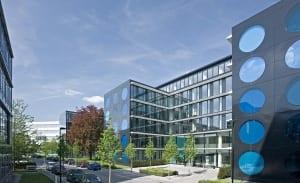 RKW Duesseldorf TOC Tersteegen Office Center KPMG Hauptverwaltung Ansgar M van Treeck 01