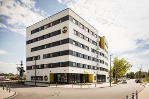 RKW Duisburg BundB Hotel Mercartorstrasse Economy Hotelkette Innenstadtlage Marcus Pietrek 01
