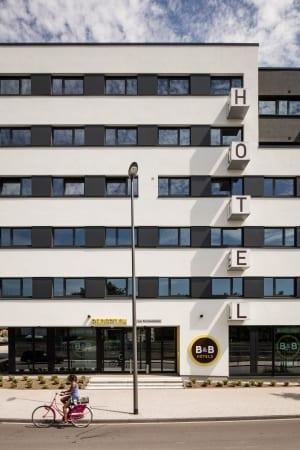 RKW Duisburg BundB Hotel Mercartorstrasse Economy Hotelkette Innenstadtlage Marcus Pietrek 04