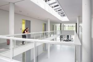 RKW Essen Rotationsgebaeude Universitaet Duisburg Essen Labor Hochschule Monolith Marcus Pietrek 05