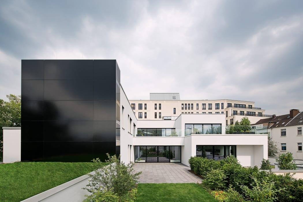RKW Essen RUE62 Ruettenscheider Strasse Geschaeftshaus Kaufhaus  Christian Hoehn 03